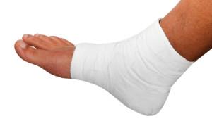Symptoms of a Broken Ankle