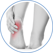 Heel Pain Treatment in Farmington, MI 48335 and Berkley, MI 48072